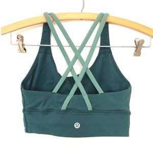 Lululemon Teal Sports Bra